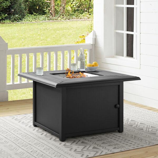 Dante Black Fire Table, image 1