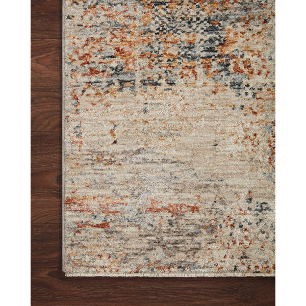 Axel Sand, Spice and Blue Area Rug, image 5