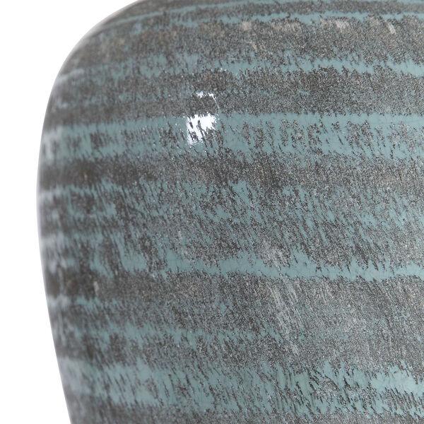 Pelia Aqua Blue Table Lamp, image 8
