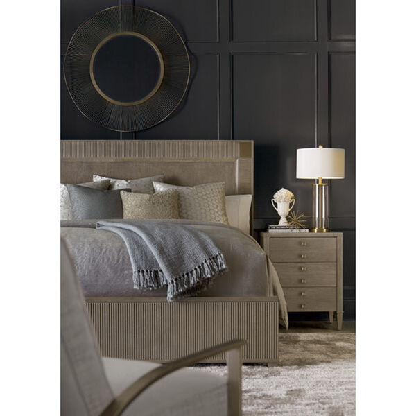 Cityscapes Queen Hudson Panel Bed, image 3