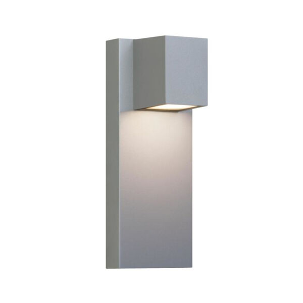 Bronze Two-Light LED Outdoor Wall Lantern, image 2