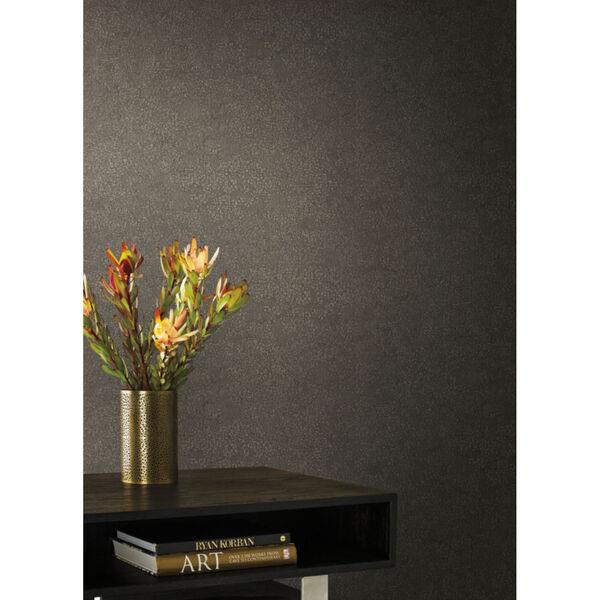 Antonina Vella Elegant Earth Dark Beige Weathered Textures Wallpaper, image 1