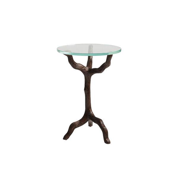 Los Altos Metal Trieste Twig Accent Table, image 1