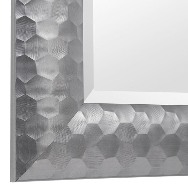 Caldera Textured Gray Mirror, image 5