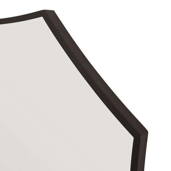 Jenner Black Wall Mirror, image 2