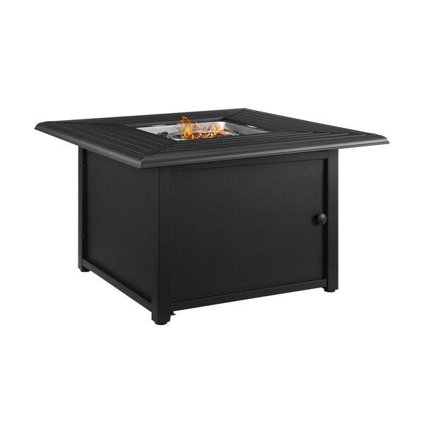 Dante Black Fire Table, image 6