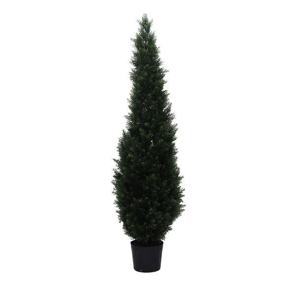 6 Ft. Potted Cedar Tree (UV), image 1