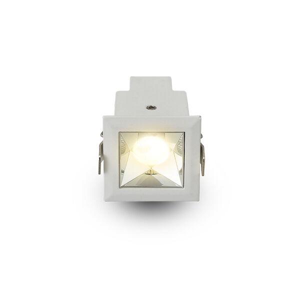 Rubik White LED Recessed Downlight, image 2