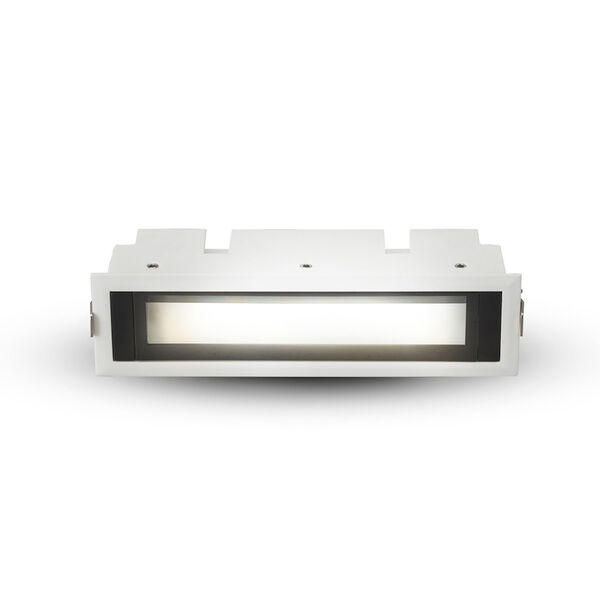 Slice White Seven-Inch LED Recessed Wall Washer, image 2