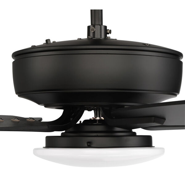 Pro Plus Flat Black 52-Inch LED Ceiling Fan, image 7