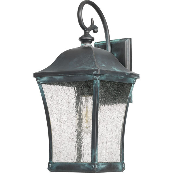 Bardstown Aged Verde One-Light Outdoor Wall Mount, image 2