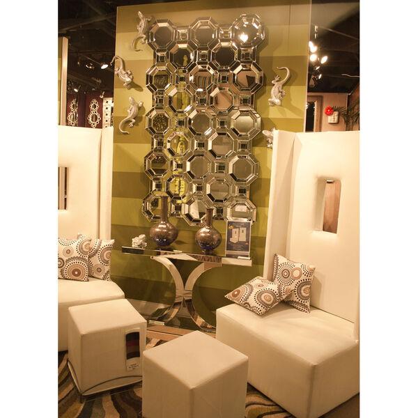 Crawford Transparent Leaner Rectangle Mirror, image 3