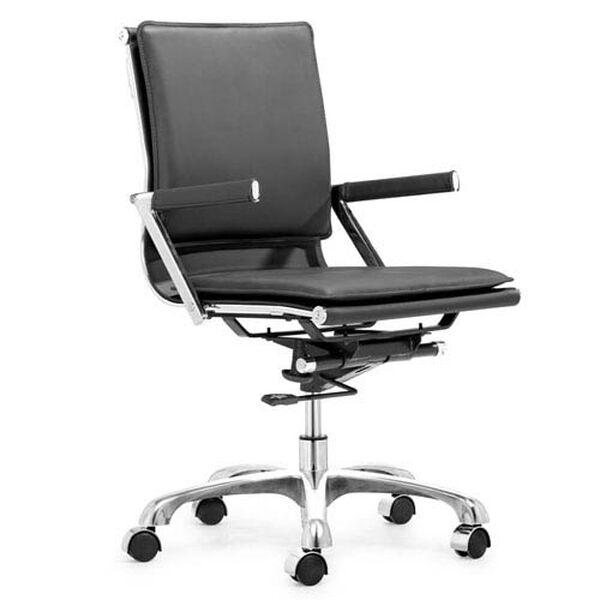 Lider Plus Black Office Chair, image 1