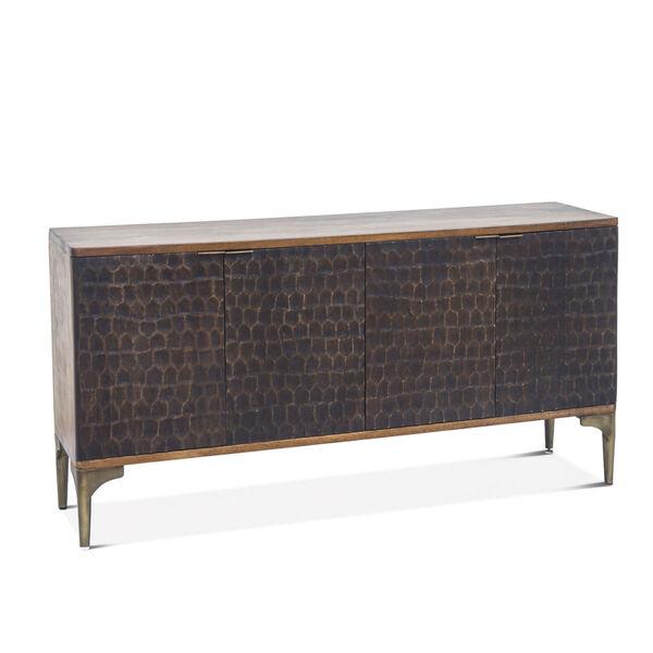 Vallarta Bronze and Brown Sideboard, image 2