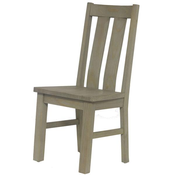 Highlands Driftwood Desk Chair, image 1