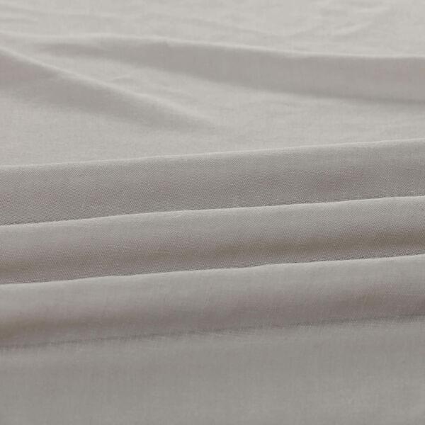 Tumbleweed Faux Linen Sheer Single Panel Curtain Panel, 50 X 108, image 6