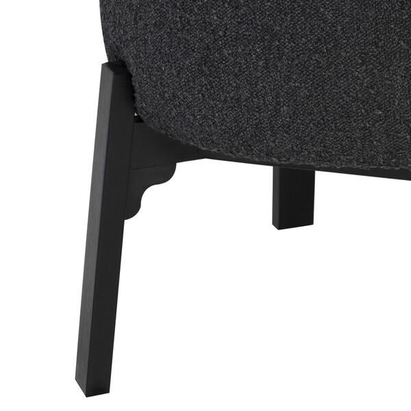 Adelaide Black Dining Chair, image 5