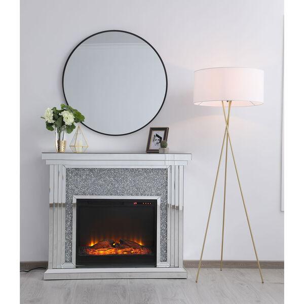 Cason Brass 66-Inch One-Light Floor Lamp, image 2