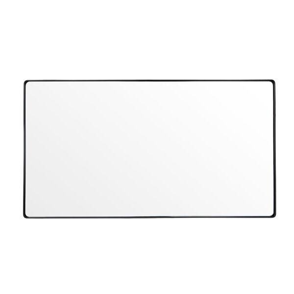Kye Black Wall Mirror, image 1