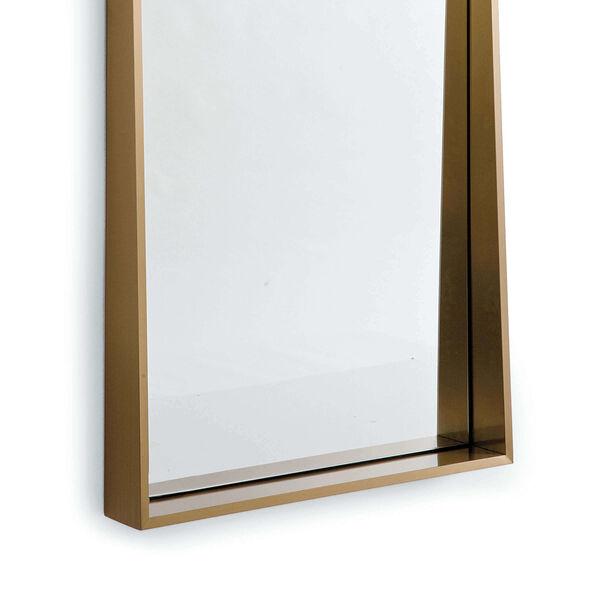 Gunner Brass Wall Mirror, image 4