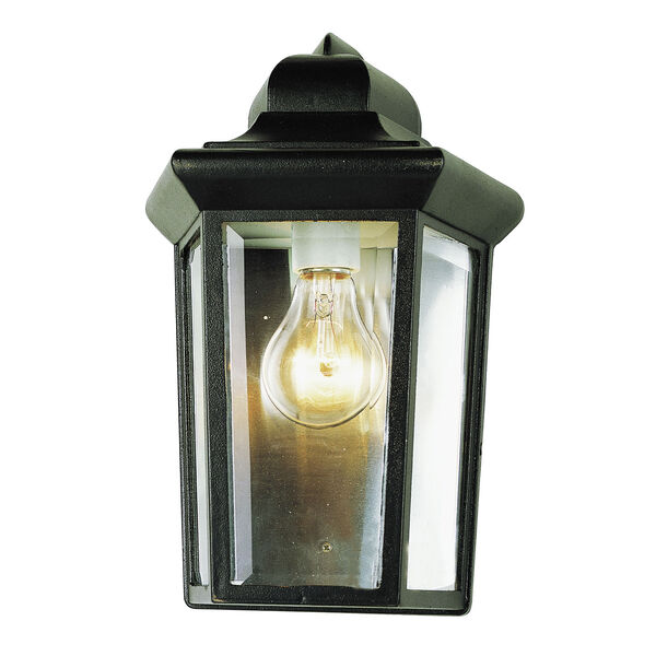 Fowler 12 Inch High Pocket Light -Black, image 1
