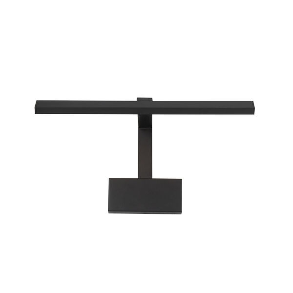 Uptown Black 17-Inch LED Picture Light, image 2