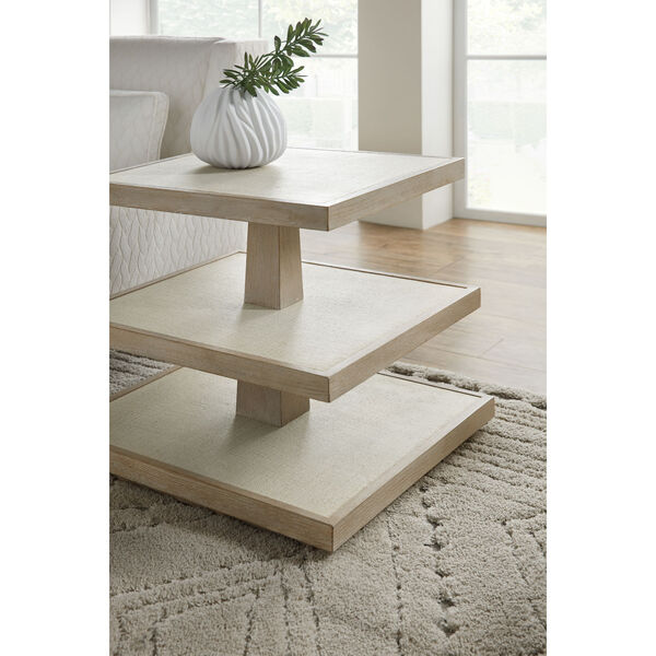 Cascade Taupe End Table, image 3