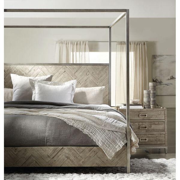 Morel Loft Milo Canopy Bed, image 6