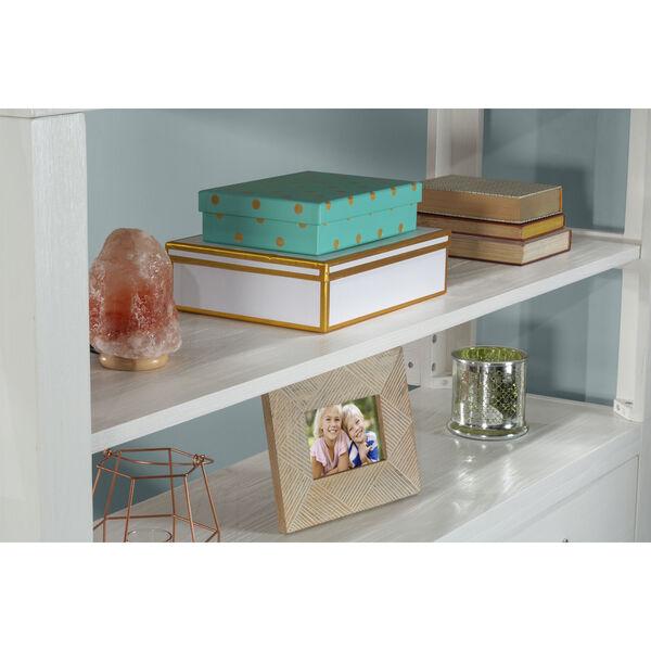 Highlands White Full Loft Bed With Desk, image 4