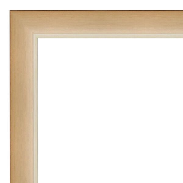Eva Gold 31W X 25H-Inch Bathroom Vanity Wall Mirror, image 2