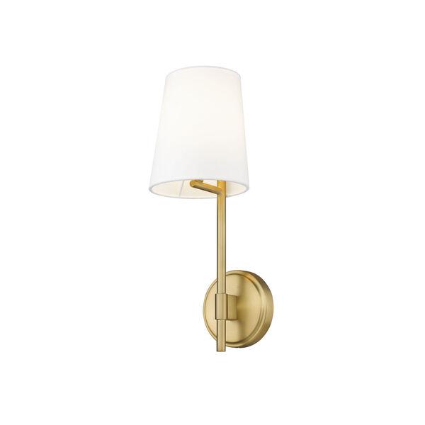 Winward Olde Brass One-Light Wall Sconce, image 1