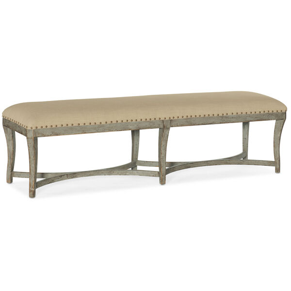Alfresco Oyster Bed Bench, image 1
