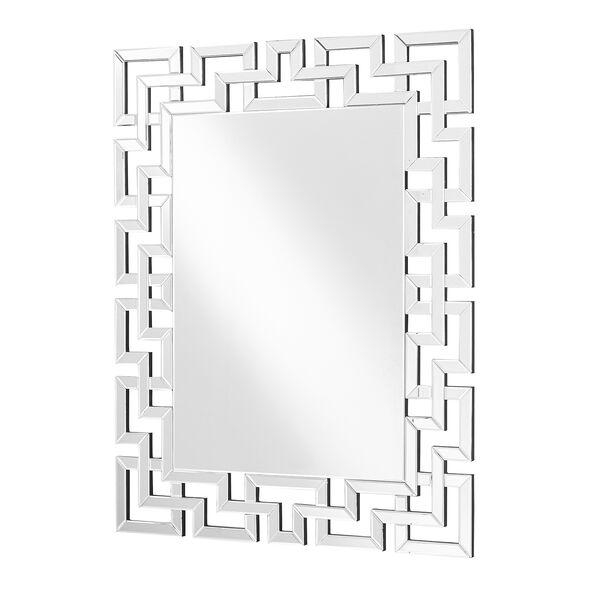 Sparkle Glass 37-Inch Mirror, image 1