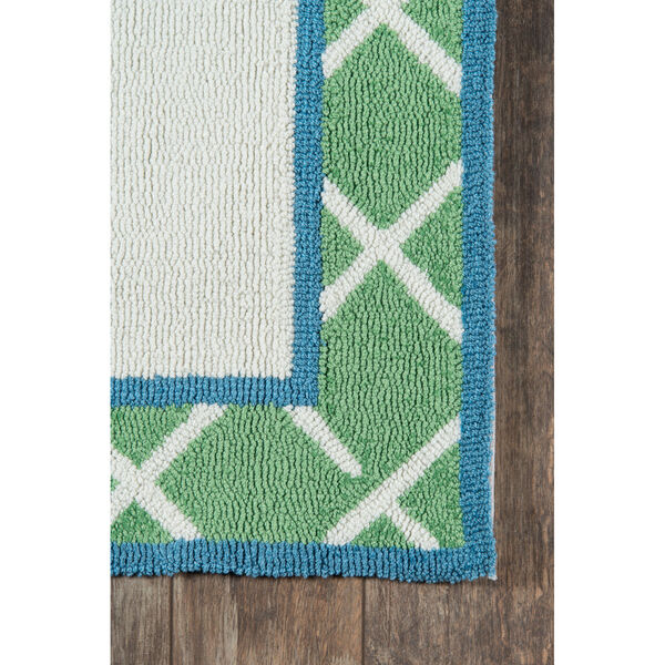 Get Smart Green Rectangular: 3 Ft. x 4 Ft. Rug, image 3