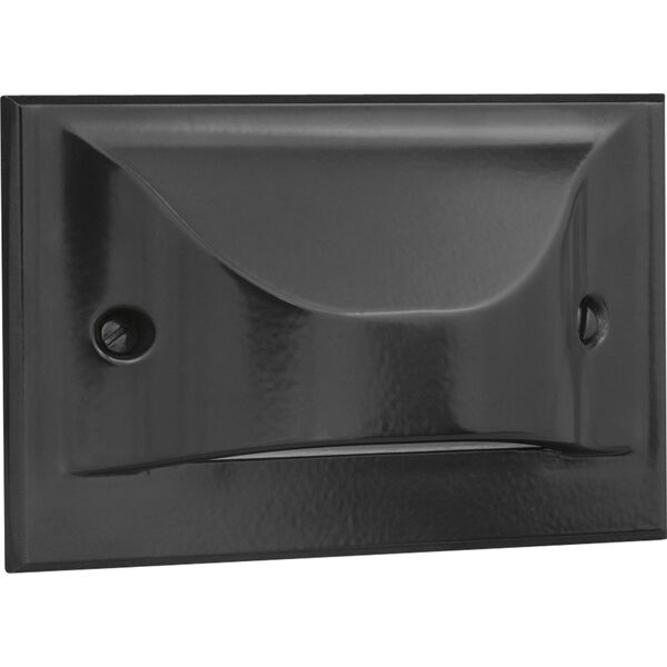 P6832-31/30K Black 4.5-Inch One-Light LED Step Light, image 1