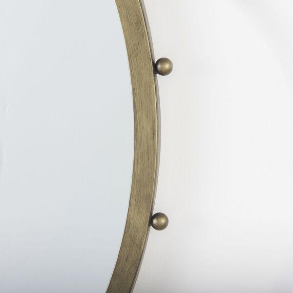 Elena III Gold Wall Mirror, image 5