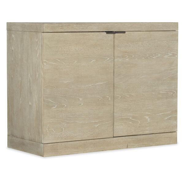 Cascade Taupe File Cabinet, image 1