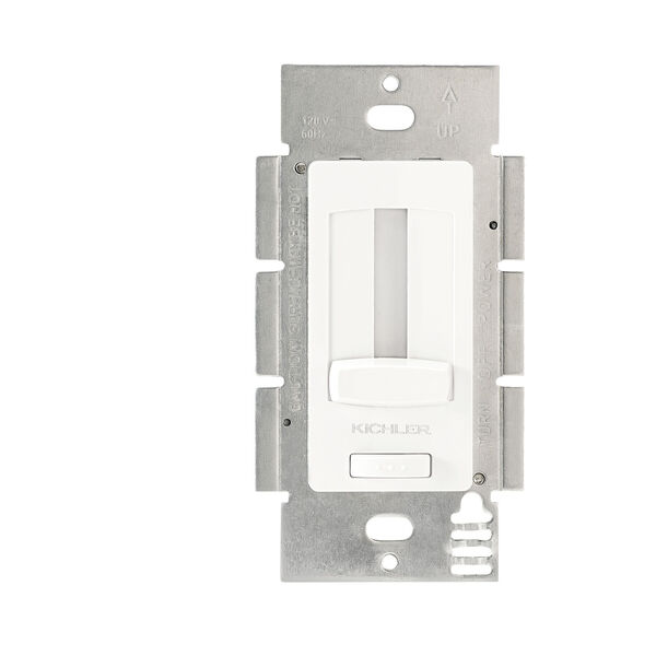 White 60W LED Driver and Dimmer Switch, image 3