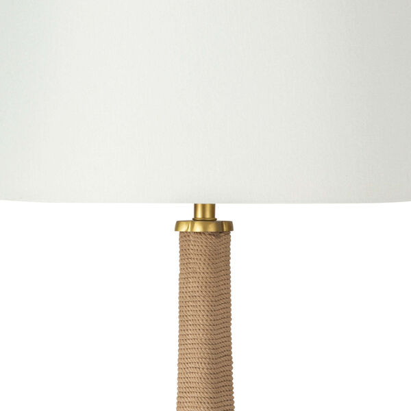 Nona Natural One-Light Table Lamp, image 2