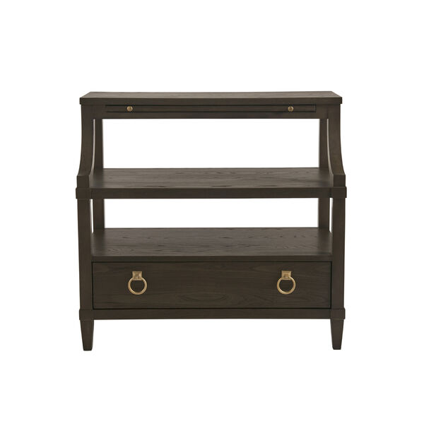 Soliloquy Cocoa Bedside Table, image 5