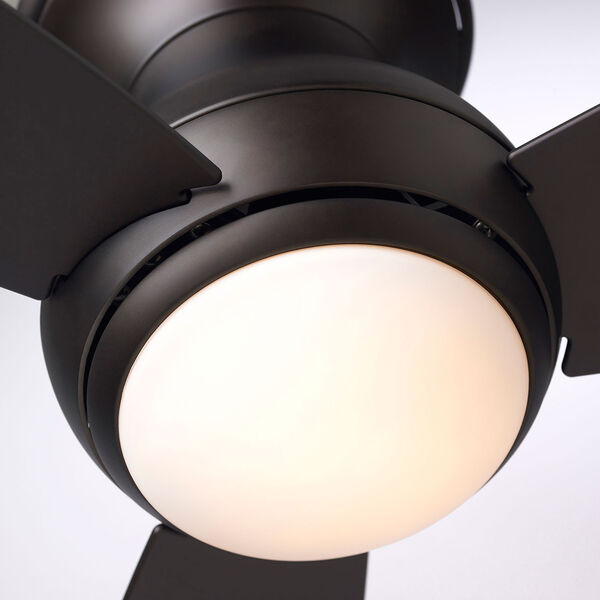Oil Rubbed Bronze 44-Inch Curva Sky LED Indoor and Outdoor Ceiling Fan, image 4