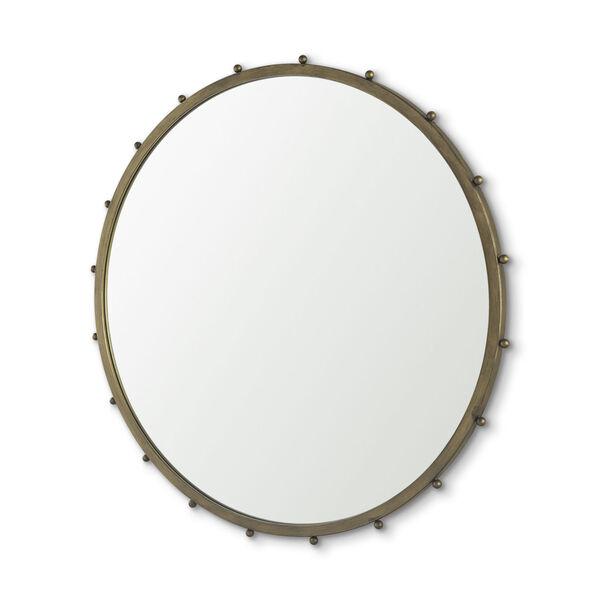 Elena III Gold Wall Mirror, image 1