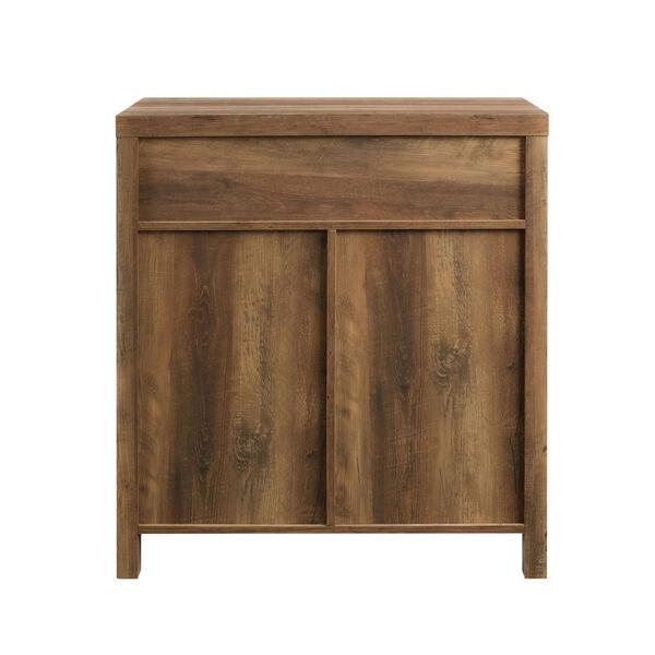 Barnwood Accent Cabinet, image 3