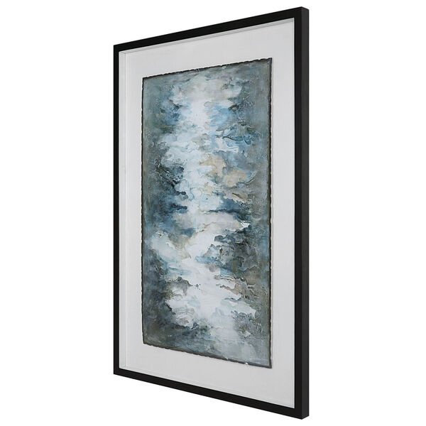 Lakeside Grande Multicolor Framed Abstract Print, image 3