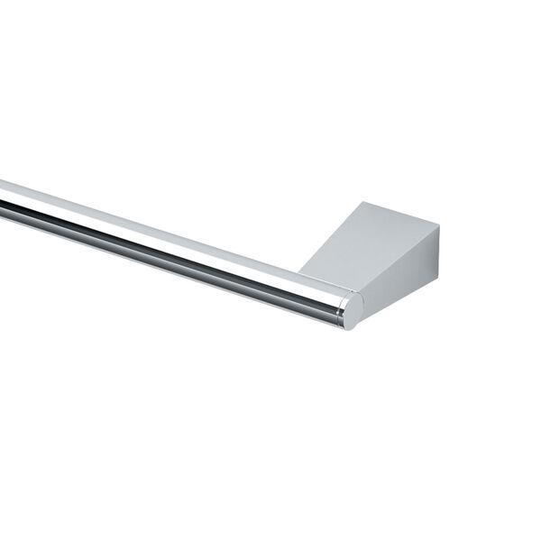 Bleu Chrome 18 Inch Towel Bar, image 2