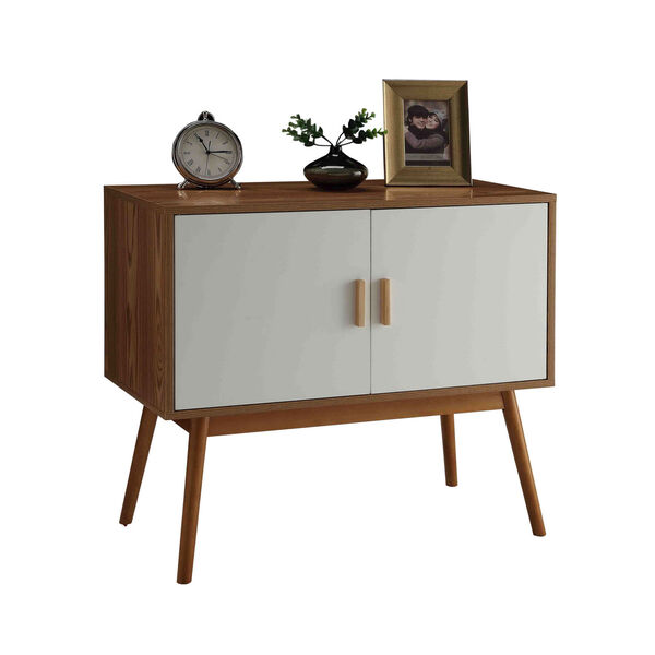 Oslo Natural Console Table, image 2