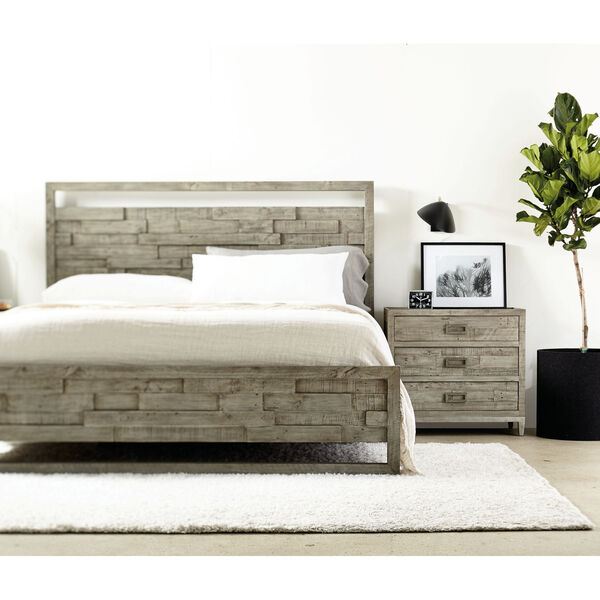 Brown Loft Shaw Panel Bed, image 6