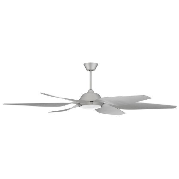 Zoom Titanium 66-Inch One-Light Ceiling Fan, image 1