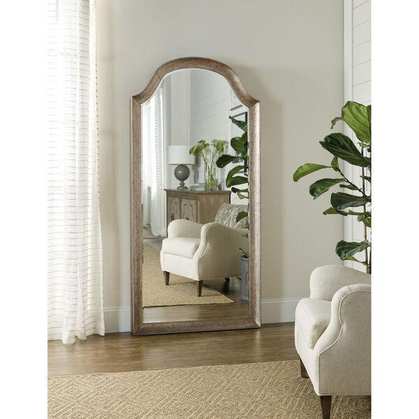 Alfresco Dark Taupe Floor Mirror, image 3