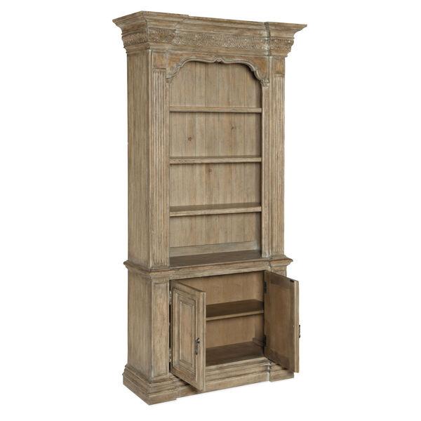 Castella Brown Bookcase, image 4